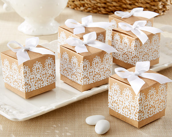 Shaving The Budget - Wedding Favors And Gifts