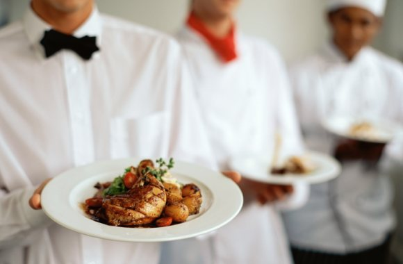 Ways to Cut Your Wedding Catering Costs