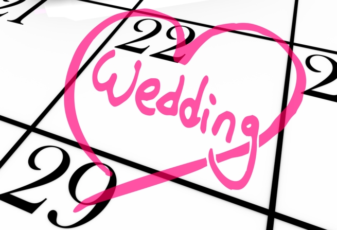 5 Ways to Pick Your Rochester Wedding Date